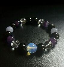 Gorgeous replica darts Jewelry six gemstone onyx Gackt Bracelet version 2