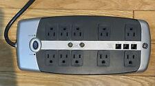 Surge Protector - GE 94043 10-Outlet / 3 Modem / Phone Outlets - Excellent!