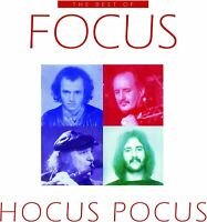 *NEW* CD Album Hocus Pocus - The Best of Focus  (Mini LP Style card Case)