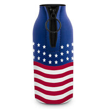 Epicool Neoprene BOTTLE Cooler-AMERICAN SPIRITS-by Epic Wine Products--Coozie