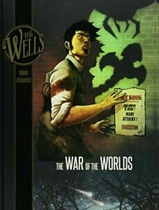 H. G. Wells: The War of the Worlds by Dobbs Cifuentes (Hardback)