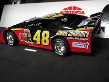 """JIMMIE JOHNSON""""ANYTHING WITH AN ENGINE"""" 1/24 ADC DIRT LATE MODEL"""