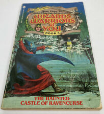 Wizards Warriors & You Book 5 The Haunted Castle of Ravencurse RPG Gamebook CYOA