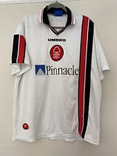 1997-98 Nottingham Forest Away Shirt - 2XL