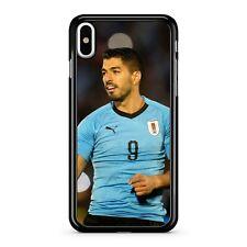 Luis Suarez hábil Fútbol Jugador De Fútbol Deportes Uruguay Cubierta Estuche Teléfono