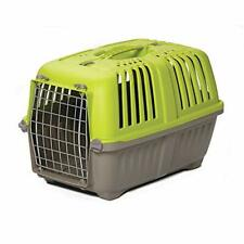 New listing Pet Carrier Hard-Sided Dog Carrier Cat Carrier Small Animal Carrier in Green New
