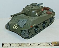 NEW RAY #72 M4A3 SHERMAN TANK WWII MOTORIZED 1:32 SCALE