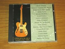 Evidence Blues Sampler Too CD (1999) - VARIOUS ARTISTS - USED / VERY GOOD COND