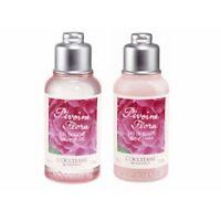 L'occitane Pivoine Flora Shower Gel 2.5oz/75ml Travel Size