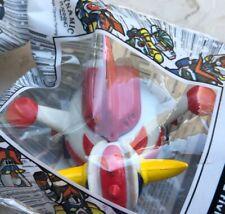Go Nagai  Grendizer Spacer Version Bianca Robot Mini Figures Edicola Bustine New