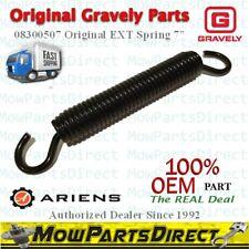 "Genuine Ariens Gravely OEM 08300507 SPRING EXTENSION 7"" Original"