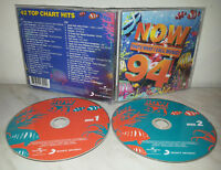 2 CD NOW 94 - THAT'S WHAT I CALL MUSIC! - COLDPLAY - GUETTA - GOMEZ