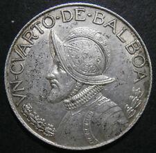Panama - 1/4 Balboa 1862 - quarter