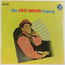 FATS WALLER: Legacy SEALED Olympic Stereo Dolby VINYL LP Jazz Piano
