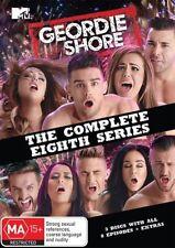 GEORDIE SHORE Complete Season TV Series 8 DVD Eight R4 New & Sealed Box Set