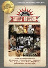 Country's Family Reunion: Original Classic DVD
