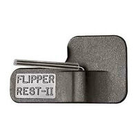 New archery products LH flipper arrow rest 2 bow USA left hand adhesive NAP