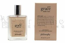 philosophy pure grace nude rose eau de toilette spray 2fl. oz. / 60 ml fragrance
