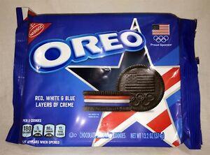Nabisco OREO Cookies US Flag OLYMPICS Rings PROUD SPONSOR Design TEAM USA 2020