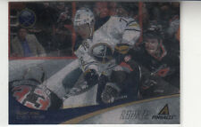 2011-12 Panini Rookie Anthology - PINNACLE ICE BREAKERS RC - Corey Tropp