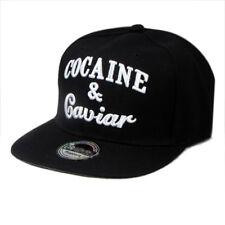 SNAPBACK CAP KAPPE SWAG ANGEL DOPE CAPS MÜTZE Cocain & Caviar Schwarz NEU 2089