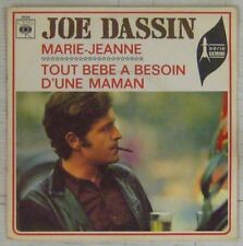 Pochette Tabac 45 tours Joe Dassin 1967