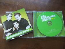 GREENDAY AMERICAN IDIOT 2004 KOREA PROMO CD WARNER SAMPLER V/A