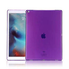 Ultra Slim Protective Silicone TPU Cover Case For Apple iPad 9.7 2017 Air 2 Pro