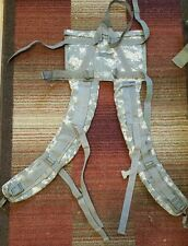 NEW!! Molle II Rucksack Enhanced Shoulder Straps (NO QUICK RELEASE STRAPS)