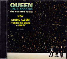Queen & paul rodgers the Cosmos rocks CD NEUF