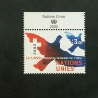 Stamp United Nations Geneve Yvert and Tellier N° 470 N MNH (Cyn37)