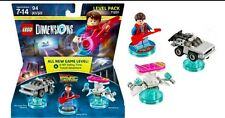 Brand New Sealed Lego Dimensions Level Pack Back to the Future Marty McFly 71201