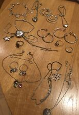Large Selection Of Vintage Sterling Silver Jewellery. Clearing Storeroom