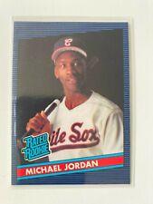 Michael Jordan Rated Rookie Baseball Card Fun City Cards 1990 White Sox