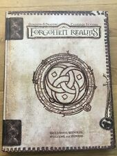 Forgotten Realms Campaign Setting Hardbound Book 3/3.5 ed - Wizards of the Coast