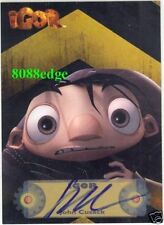 "2008 IGOR THE MOVIE AUTO: JOHN CUSACK #A1 AUTOGRAPH ""HIGH FIDELITY/SAY ANYTHING"""