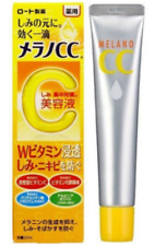 ROHTO MELANO CC Stain Remove Serum with Vitamins C, E 20mL Japan import NEW