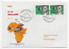 1977 SVIZZERA BALAIR VOLO ZURICH-GAO C/1651