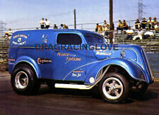"""Pearce Trucking"" 1948 Anglia Panel Truck 1960s A/Gasser PHOTO! #(1)"
