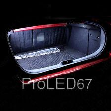 1 ampoule à LED éclairage Lumière  Coffre à bagages BLANC  pour GOLF 7 mk7
