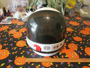 NASA Astronaut Space Helmet With Sound Chip Adult Child Aeromax Halloween 2005