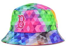 BOSTON RED SOX - NEW ERA Youth Gem Bucket Hat COLORFUL DIAMONDS New