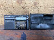 Grundig Hws Humane Wave System World Receiver 12 Band Travel Radio Parts Or Rep