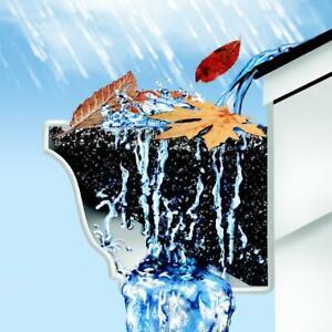 """GutterStuff® Original 5"""" x 48"""" K-Style Gutter Foam Filter, Gutter Guard Syste…"""