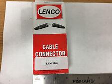 Lenco LC-40 Cable Connector Male & Female