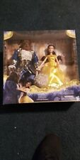 Disney Beauty and The Beast Grand Romance 2-Pack. Doll Set - Nib