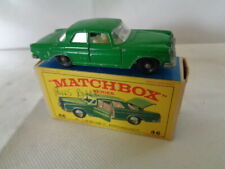 Matchbox 1-75 series 46 Mercedes 200 SE Coupe in rare green
