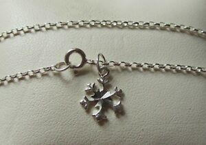 STERLING SILVER ANKLET/ANKLE CHAIN CHOOSE FREE GIFT BOX
