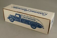 1939 Eastwood Automobilia Airflow Tanker Bank with Key 1/34 Scale with Coin