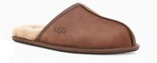 UGG Scuff Tan Leather Slipper Men's US sizes 8-15 NEW!!!